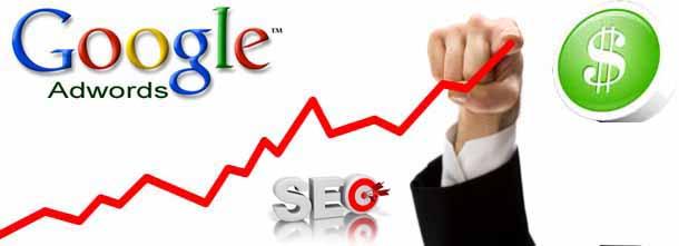 Kết hợp quảng cáo Google Adwords và SEO
