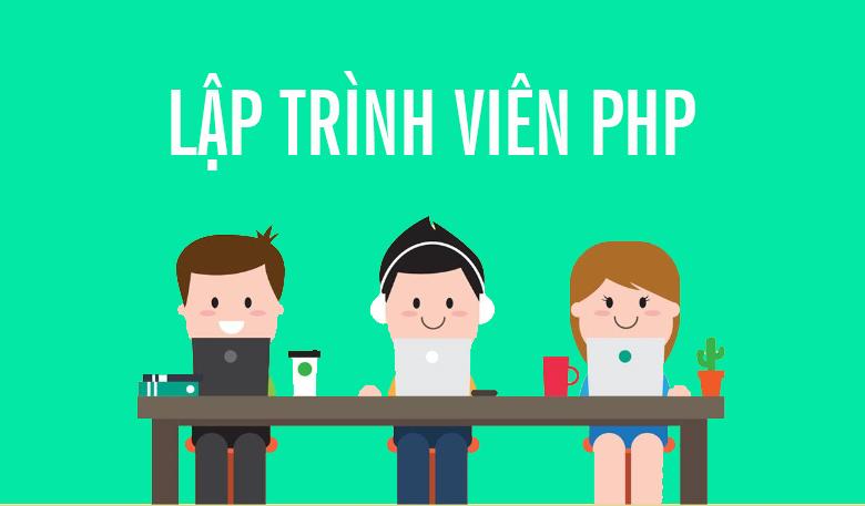 Tuyển 04 Nhân Viên Lập Trình PHP 05/20191