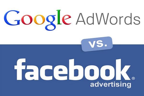 Quảng cáo bán hàng online trên Facebook hay Google Adwords hiệu quả hơn?