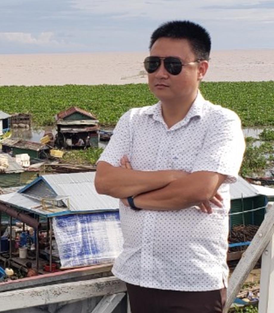 Anh Nguyễn Minh Đức<br>CEO Công ty TNHH Cửa Ngô Nguyễn